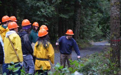 Hopkins Forest Education Program Renewed
