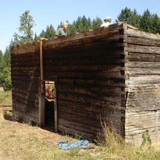 Molalla Log House